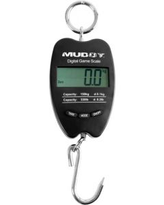Muddy Outdoors 330lb Digital Scale Measures In Lbs/kilos/stones
