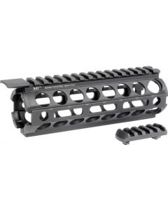 "Midwest Industries Industries Handguard M M-lok 7"" Drop-in Fits Carbine Ar-15"