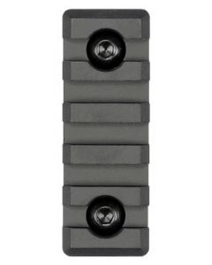 Midwest Industries M-Lok Rail Section 5 Slot Fits M-Lok Rails