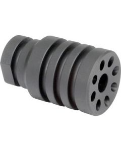 "MI Ar-15 Blast Diverter 1/2-28"" Threads 5.56/.223"