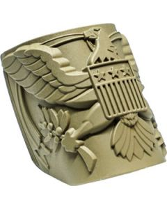 Fabarm Defense Decorative Insert U.s. Crest Fde For Mojo Magwll