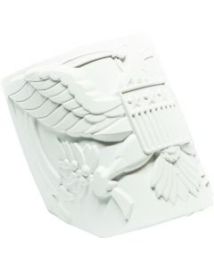 Fabarm Defense Decorative Insert U.s. Crest White For Mojo Mgwl