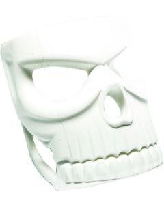 Fabarm Defense Decorative Insert Skull White For Mojo Magwl Grp