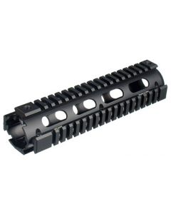"UTG Rail Picatinny AR-15 9"" 2-Pc Drop-In Mid-Length"