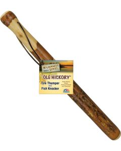 "Personal Security Products ""ole Hickory"" Tire Thumper Fish Club Solid Hickory 18""l"