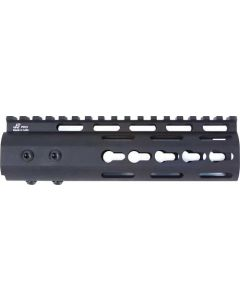 "Je Handguard Free Float Ar15 7"" Key-Mod Black"