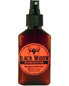 Black Widow Dominator Southern Buck Urine 3Oz. Spray Bottle
