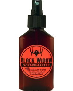 Black Widow Deer Lures Southern Scrapemaster 3Oz.