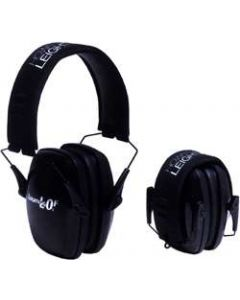 Howard Leight Leightning Folding Ear Muff Black Nrr23