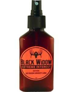 Black Widow Deer Lures Southern Extreme Interest 3Oz.