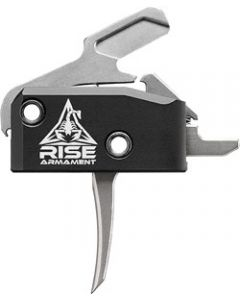 Rise Armament Trigger High Performance 3.5lb Pull Ar-15 Silver