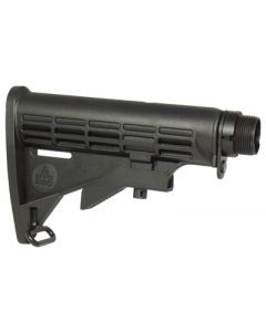 UTG Stock Assembly AR-15 Black 6 Position Mil-Spec