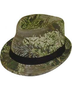Realtree Girl Ladies Fedora Style Hat Max 1 Camo