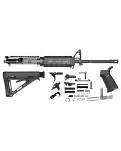 "Del-Ton Inc Rifle Kit 5.56x45 M-Lok 16"" M4 Profile Coll. Stock"