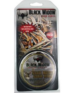 Black Widow Southern Scrape Master Scent Beads 2 Ounces