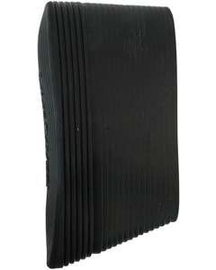 "Limbsaver Slip-On Recoil Pad 4.5""x1.5""x1"" Small Black"