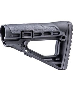 Caa Stock Sbs For Ar-15 Black Mil-spec & Commercial Tubes