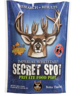 Whitetail Institute Secret Spot 4,500 Sq Feet 4Lbs Fall