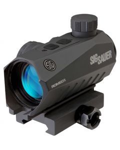 SIG Optics Red Dot Romeo 5 Compact 4 MOA 1x20 Black
