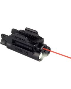 Lasermax Laser/light Rail Mount Spartan Red/white Led