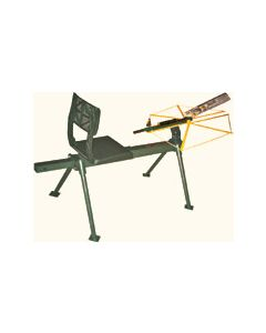 Do All Outdoors Single Full Cock Clay Target Trap W/Seat