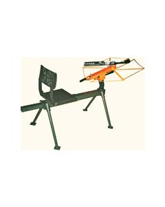 Do All Outdoors Professional Single 3/4 Cock Clay Target Trap W/Seat