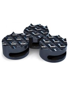 Psp Strike Spike Aluminum Disc With Ultra Sharp Spikes 3 Pk
