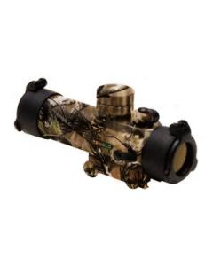 Truglo 1x30MM Sight Red/Green Circle-Dot W/Mount APG Camo