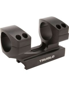 """Truglo 1-piece Picatinny Riser Scope Mount 1""""height 30mm Rng"""