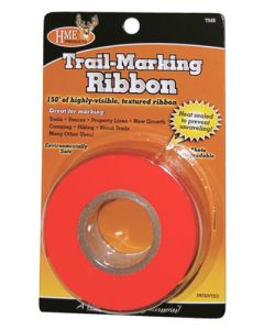 HME Trail Marking Ribbon Orange 150'