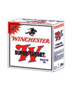 Winchester Ammunition Ammo Super Target 12GA. 1200FPS. 1-1/8Oz. #8 25-Pack