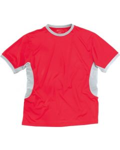 Beretta Men'S Silver Pigeon T-Shirt Xx-Large Red/Silver