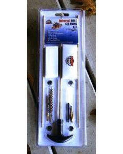 DAC Universal Cleaning Kit For Rifles .17/.22 Cal. 10Pcs.