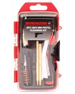 Winchester .38/9MM Handgun 14Pc Compact Cleaning Kit