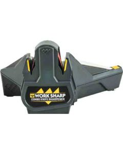 Work Sharp Combo Knife Sharpener 120v W/ 2 Belts