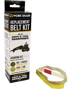 Work Sharp Wskts Diamond Belt Accessory Kit Ceramic Bld Only