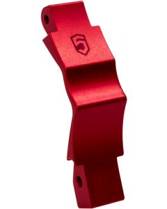 Phase 5 Trigger Guard Winter Styled For Ar-15 Red