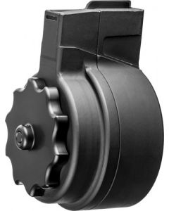 X Products Products X-91 50rd Drum .308 Hk-91/ptr-91 Black