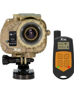 Spypoint Xcel Action Video Cam Hunt Edition W/2-way Remote H