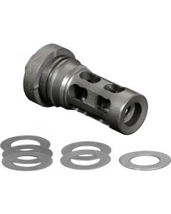 Yhm Qd Muzzle Brake Assembly 5.56mm For 1/2x28 Threads