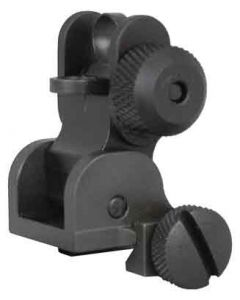 Yankee Hill Machine Flip Rear Sight A2 Sytle Fits Picatinny Rails