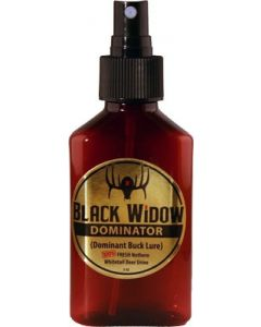 Black Widow Dominator Northern Buck Urine 3 Ounces Bottle