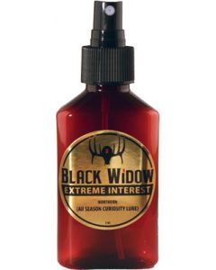 Black Widow Deer Lures Northern Extreme Interest 3 Oz