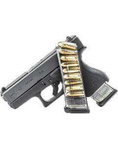 Elite Tactical Systems Magazine Glock 43 9mm 9rd Translucent Fits 43
