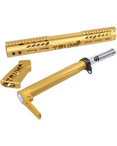 Guntec Airlite Alum Stock Set Trump Limted Edition Gold