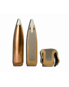 Nosler Bullets 338 Cal .338 180GR Accubond 50Ct