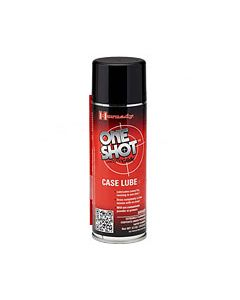 Hornady One Shot Dry Case Lube 5.5Oz. Aerosol Can
