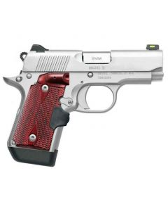 Micro9™ Stainless Rosewood (Lg)(Fo)