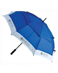 "Beretta Competition Umbrella 58"" Diameter Blue W/Case"