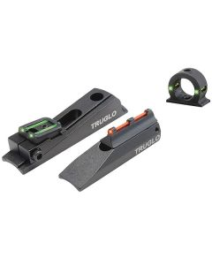 Truglo Sight Set Muzzle-Brite Universal W/Ghost Ring & Notch